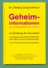 Geheiminformationen
