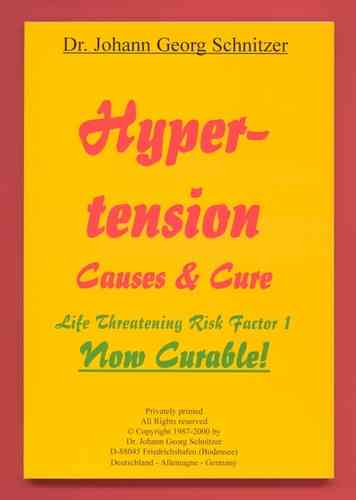 Hypertension Causes & Cure