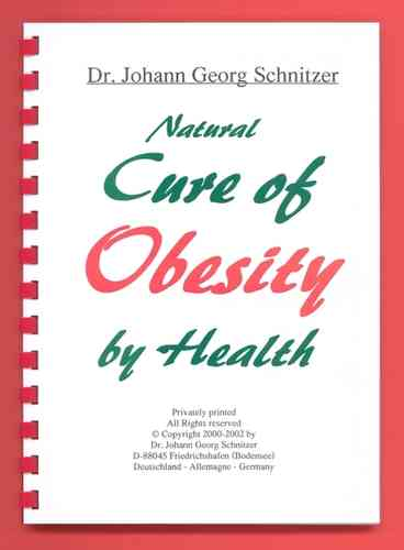 Natural Cure of Obesity by Health